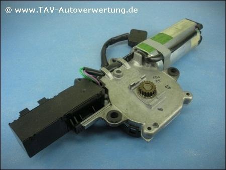 Sun Roof Motor Bosch 0 390 201 608 Mercedes Benz A 202 820