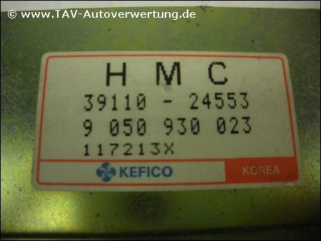 Steuergeraet HMC 39110-24553 Kefico 9050930023 FE0M2 Hyundai ...