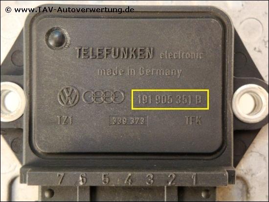1979 vw jetta with Schaltgeraet Audi Seat Vw 191905351b Telefunken Electronic Tz1 Tsz on 2010 Milan moreover 2003 Volkswagen Passat Pictures C5878 besides 1980 Volkswagen Scirocco Pictures C14365 as well Schaltgeraet Audi Seat VW 191905351B Telefunken Electronic TZ1 TSZ likewise Volkswagen bora 2679237 3 orig.