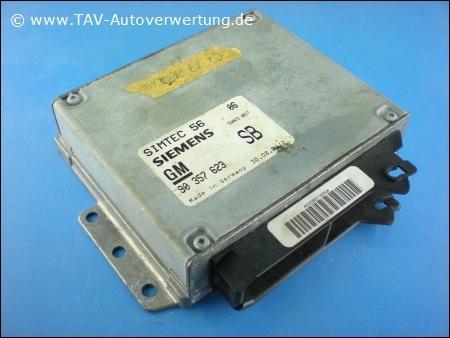 Engine control unit Opel GM 90-357-623 SB Siemens 5WK9-067 ...