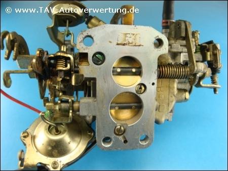 carburetor de mazda 323