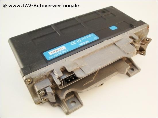 ABS Control unit A 005-545-51-32 Bosch 0-265-101-020 Mercedes W124 W126 W201 R129, 75,00