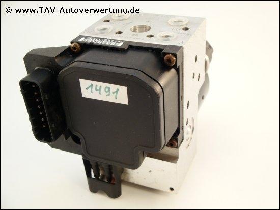 Abs esp hydraulic unit mercedes benz a 004 431 09 12 bosch for Esp mercedes benz