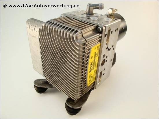 Abs sbc hydraulic unit mercedes benz a 004 431 69 12 q2 for Mercedes benz sensotronic brake control sbc