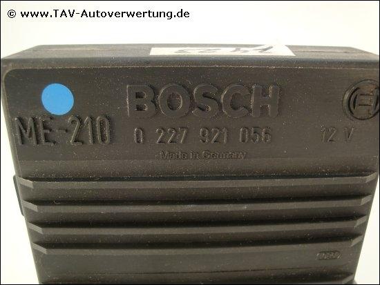Ignition control unit bosch 0 227 921 056 me 210 seat for Bosch malaga