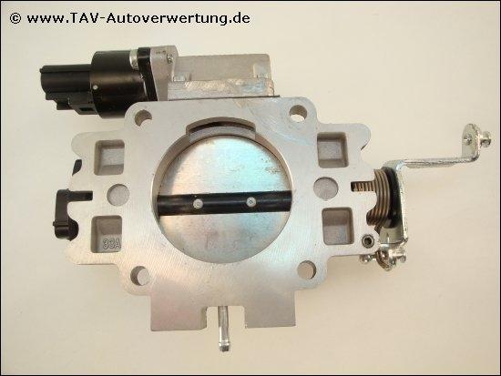 on 2004 Jeep Throttle Position Sensor