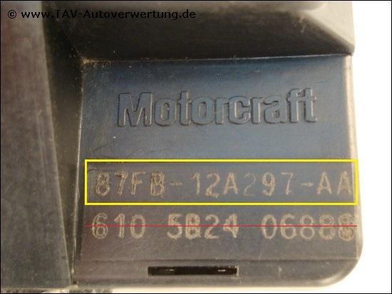 модуль управления зажиганием(коммутатор) ford motorcraft 87fb-12a297-aa