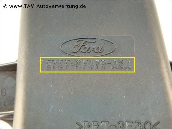 1987 Ford Escort Start wenn kalt