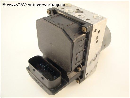Abs Asc Hydraulic Unit Bmw 34516756340 34526756342 Bosch 0