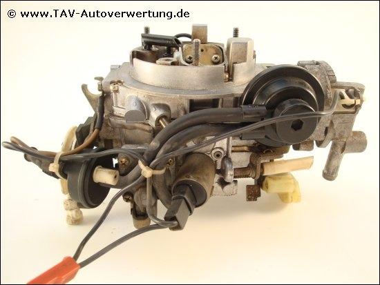Carburetor Pierburg 2e 030 129 016 E 030 129 016 F Vw Golf