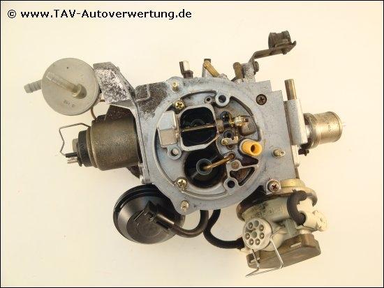 Carburetor Pierburg 2E-E A 002-070-3404 Mercedes 200 W124 ...