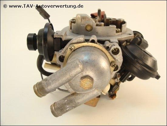 Pierburg 2e Carburetor Manual Opel
