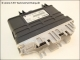 Engine control unit 8A0-907-311-E Bosch 0-261-203-196-197 26SA3208 Audi 80 ABT