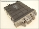 Engine control unit VW 037-906-024-D Siemens 5WP4-122 DF-1 Digifant ®