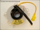 Air bag slip ring contact 46531371 046531371 Fiat Marea Seicento
