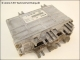 Engine control unit Bosch 0-261-204-054/055 6K0-906-027-A 26SA4315 Seat VW 1.4L AEX