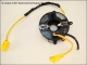 Air bag slip ring contact 46417246 0046417246 Fiat Marea