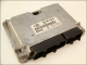 Engine control unit Bosch 0-281-001-846 038-906-018-BM 28SA3729 VW Bora Golf 1.9 TDI AHF