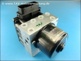 ABS Hydraulikblock 9632539480 Ate 10.0204-0194.4 10.0948-1105.3 Peugeot 206