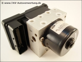 ABS Hydraulikblock Ford 2M51-2M110-EE Ate 10.0204-0402.4 10.0925-0119.3 5WK84031