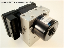 ABS/TCS Hydraulik-Aggregat Ford 2M51-2C285-BE Ate 10.0204-0379.4 10.0925-0125.3 5WK84050