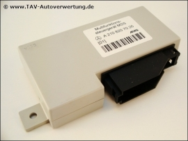 Multifunktionssteuergeraet MSS Mercedes-Benz A 2108207026 [01] APAG