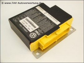 Airbag VW5 Steuergeraet VW 6Q0909601E TRW 331294 Index 07