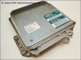 Engine control unit Bosch 0-261-200-707 Citroen Peugeot 96-131-138-80 26FM0031
