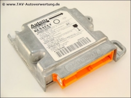Airbag Steuergeraet 8200018835A Autoliv 550804800 AX Renault Twingo