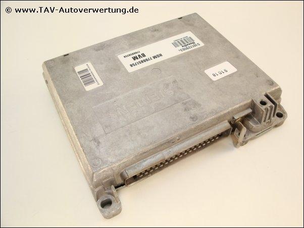 HONDA HR-V 1.6 105PS 1998-2005 Mitteltopf Auspuff