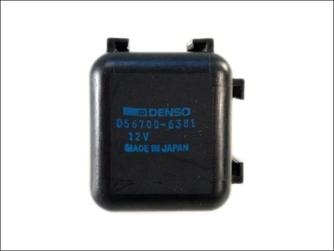 Fuel Pump Relay Denso 0567006381 Mazda N23618821 27 00
