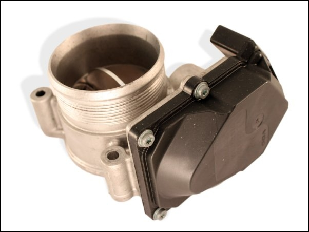 1991 Lincoln Continental Throttle Body Repair