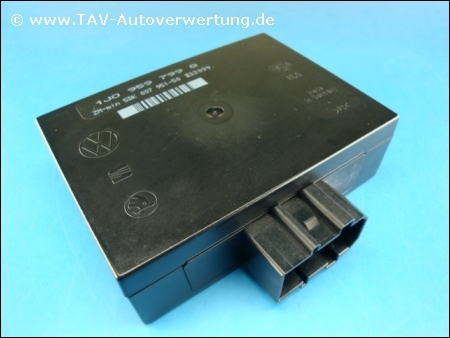Central Control Unit Vw 1j0 959 799 Q Hella 5dk 007 951 50