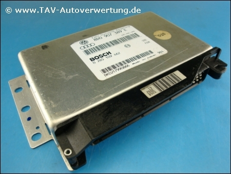 Steuergerät ESP Fahr-Dynamik-Regelung 8D0907389E BOSCH 0265109462 VW Audi