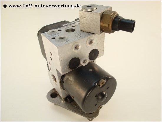 MERCEDES A140 A160 W168 Hydraulikblock ABS Steuergerät 0265202433 A0034317412