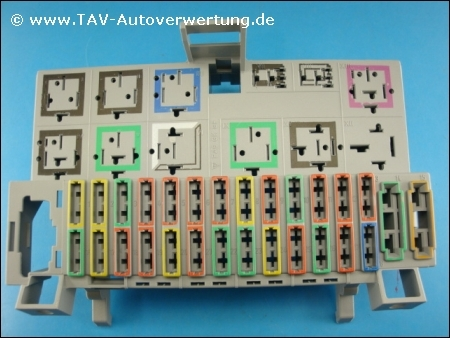 new fuse box opel 9 133 066 12 38 008 astra f 1 7 td 50kw. Black Bedroom Furniture Sets. Home Design Ideas
