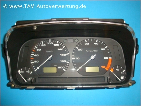 Instrument cluster VW Polo 6N0-919-860 616-068-3001 6N0-919-860-X