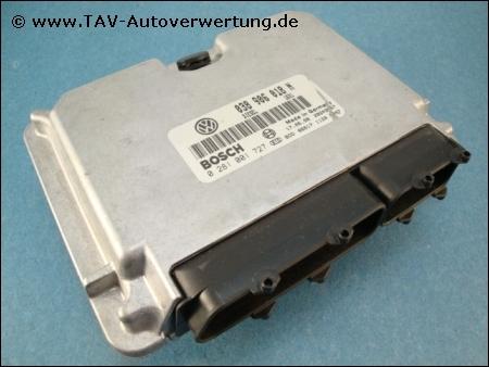 Engine control unit Bosch 0-281-001-727 038-906-018-N VW