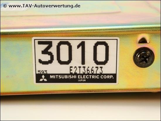 Engine Control Unit Md153010 E2t36673
