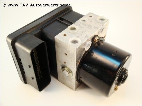 34516756292 34516757387 Hydroaggregat 6756292 ABS DSC Hydraulikblock BMW E46