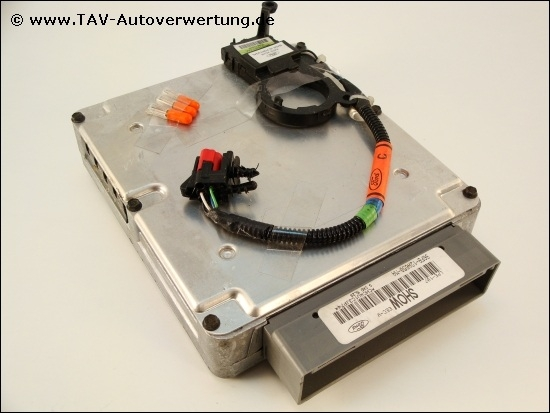 Engine control unit Ford 96FB12A650MA SHOW LPE107 EECV