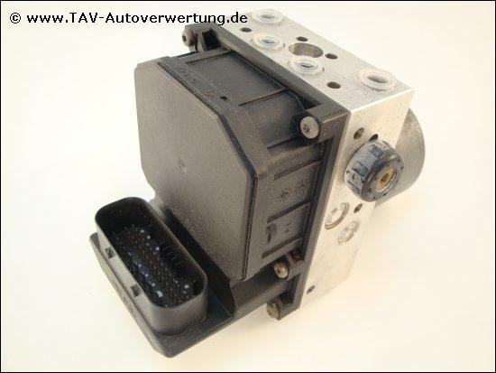 ALFA ROMEO 147 937 1.9 JTDM 85 KW Hydraulikblock ABS Steuergerät 46811818