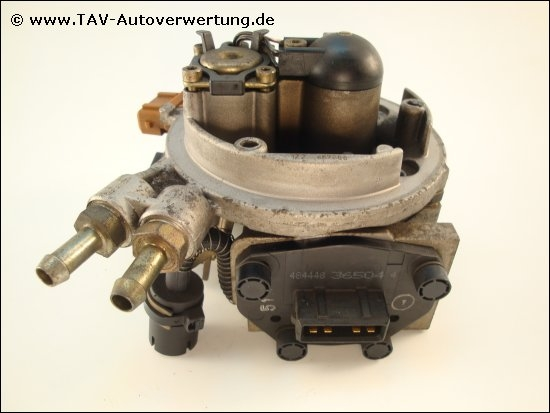 Central injection unit Renault 7-700-748-118 Bosch 0-438 ...