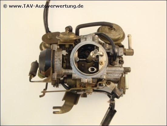 carburetor dfc30647 1601019b10 nissan micra k10 1 2l. Black Bedroom Furniture Sets. Home Design Ideas