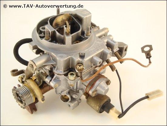 Carburetor Pierburg 1b Solex 036 129 016 C Vw Passat Audi
