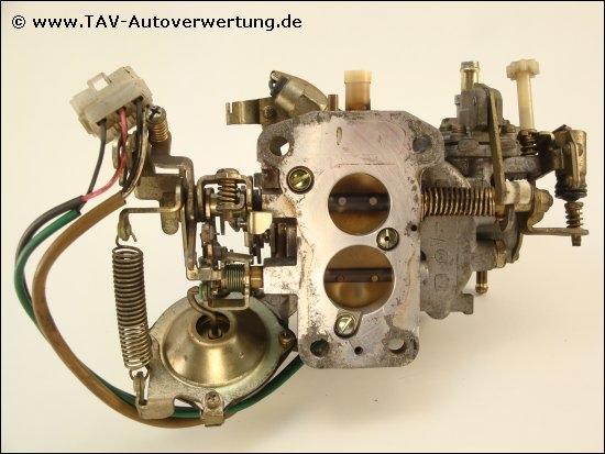 Carburetor Aisan 28  32 B363 B36313600e Mazda 121 Da 1 3l  135 00