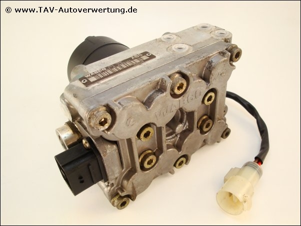 abs hydraulic unit anr 5263 wabco 478 407 003 0 land rover discovery
