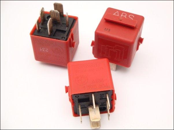 Abs Relay 61361393404 Siemens V23134a52x273 Bmw E36 Z3 15