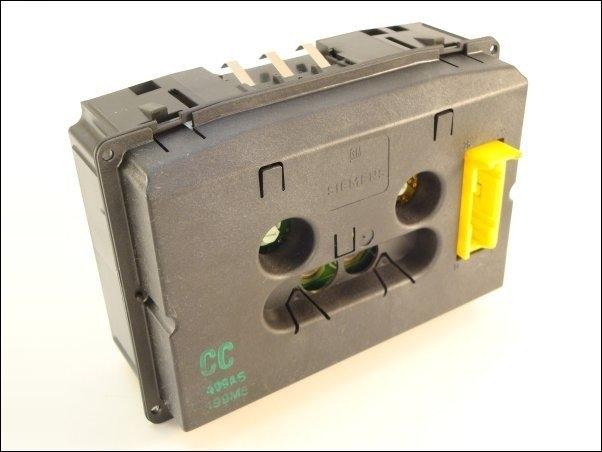 aac5f9282f46 Display unit GM 024-404-026 12-36-534 Siemens 5WK70087 Opel Vectra-B ...