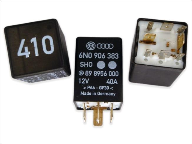 relais kraftstoffpumpe vw 6n0906383 sho 898956000. Black Bedroom Furniture Sets. Home Design Ideas